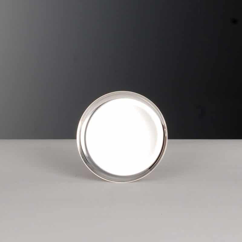 "Gläserteller ""13802"" 925 Sterling Silber Massiv | Möhrle Silber Germany"