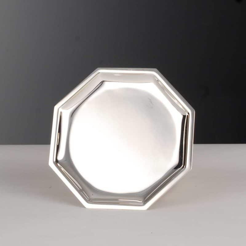 "Gläserteller ""14394"" Eckig 925 Sterling Silber Massiv | Möhrle Silber"