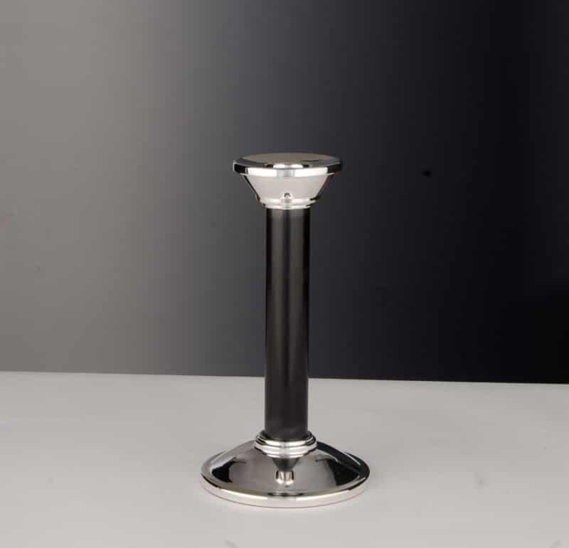 "Kerzenständer Silber 925 ""14453"" Ebenholz | Möhrle Silber Germany"