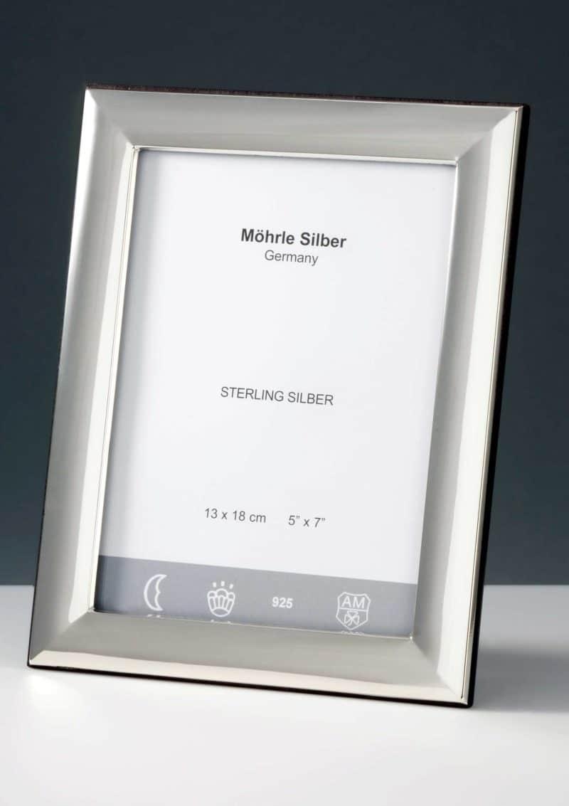 "Bilderrahmen Silber 925 ""242"" | Möhrle Silber Germany"