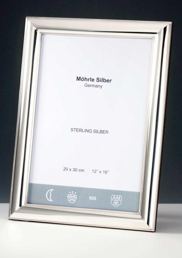 "Bilderrahmen Silber 925 ""520"" | Möhrle Silber Germany"