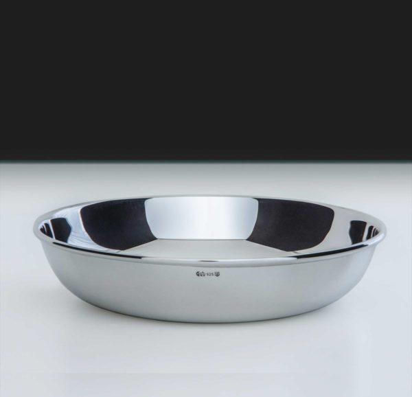 "Schale ""14498"" Glatt 925 Sterling Silber Massiv | Möhrle Silber"