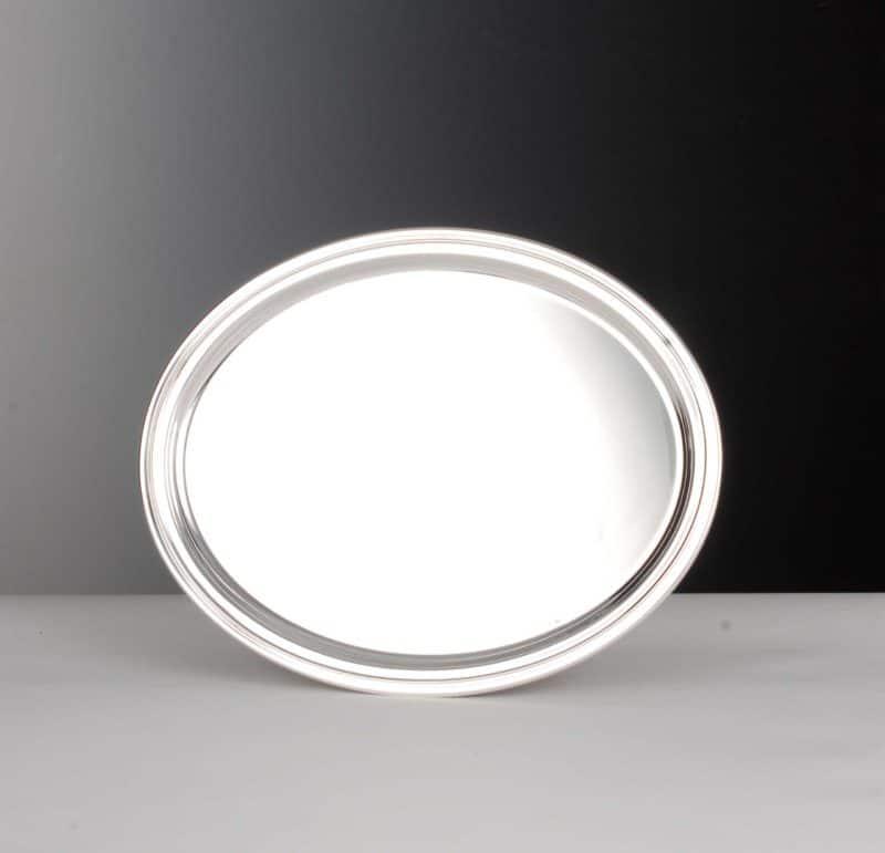 "Tablett ""51101"" 925 Sterling Silber Massiv | Möhrle Silber Germany"