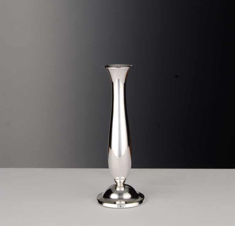 "Vase ""13190"" Glatt 925 Sterling Silber | Möhrle Silber Germany"